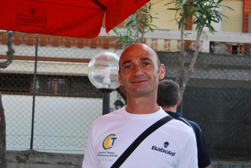 Il team manager Gianni Ciarrocchi