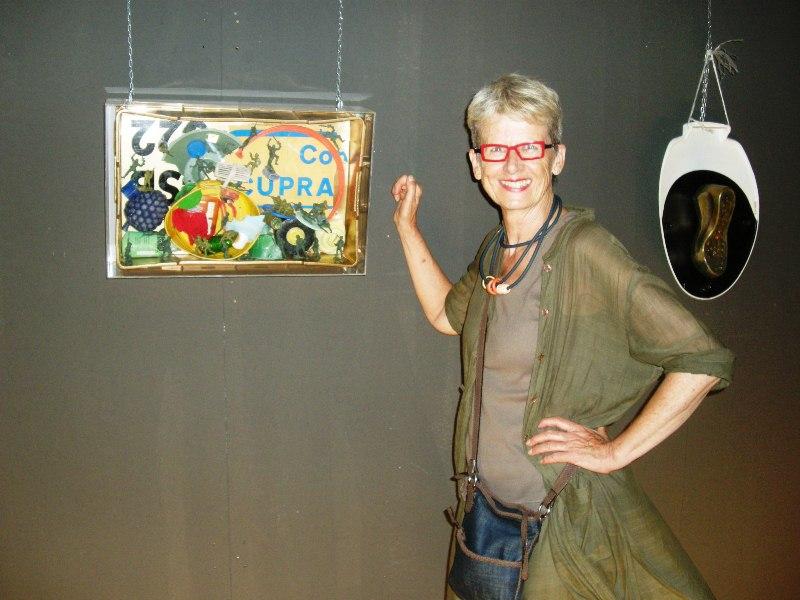 Henrica Van Velzen e la sua mostra