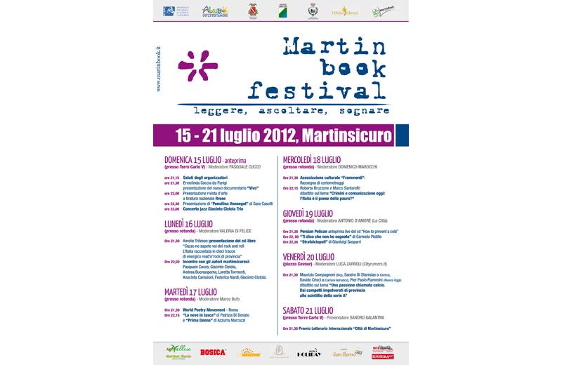 Il programma del Festival (www.martinbook.it)