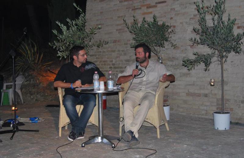 Anteprima Martinbook, Pasquale Cucco e Davide Falcioni