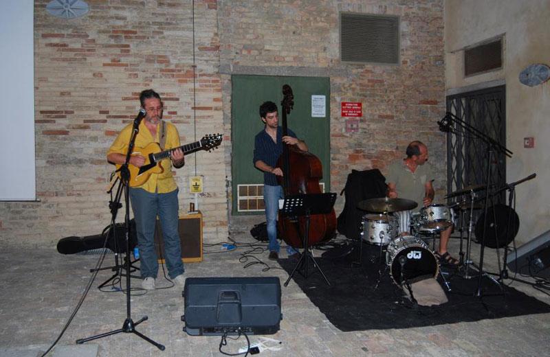 Anteprima Martinbook, i Giacinto Cistola Trio