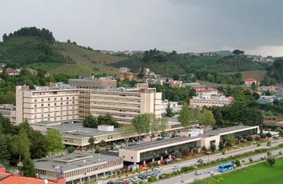 L'ospedale di Ascoli Piceno