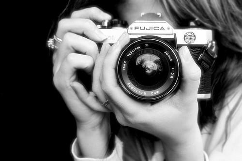 Scatto fotografico