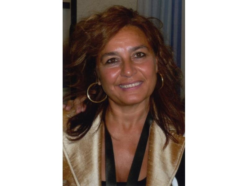 La presidente del comitato di quartiere Marina Di Sotto, Stefania Mezzina