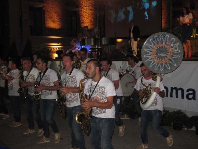 Cabaret amoremio! 2012 Perugia funking band