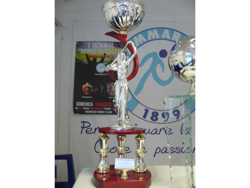 Coppa 1 Classificato