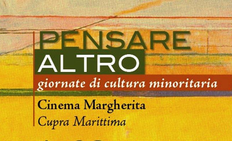 Festival Pensare Altro 2012