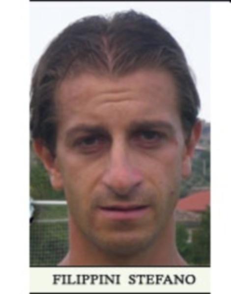 L'allenatore Stefano Filippini