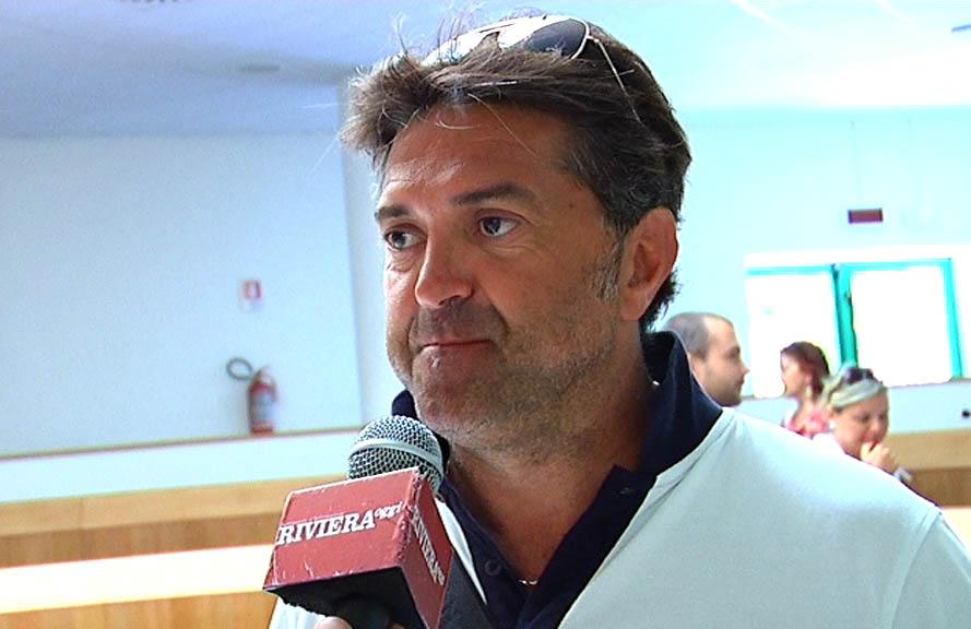 Il proprietario de La Terrazza Gianni Iacoponi