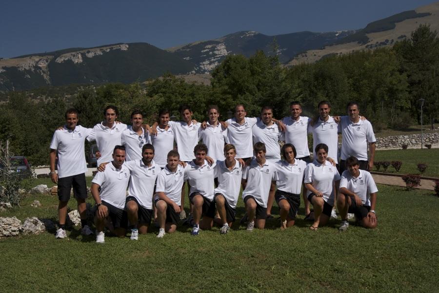 Gli arbitri della sezione di San Benedetto si preparano al nuovo Campionato, a Caramanico Terme