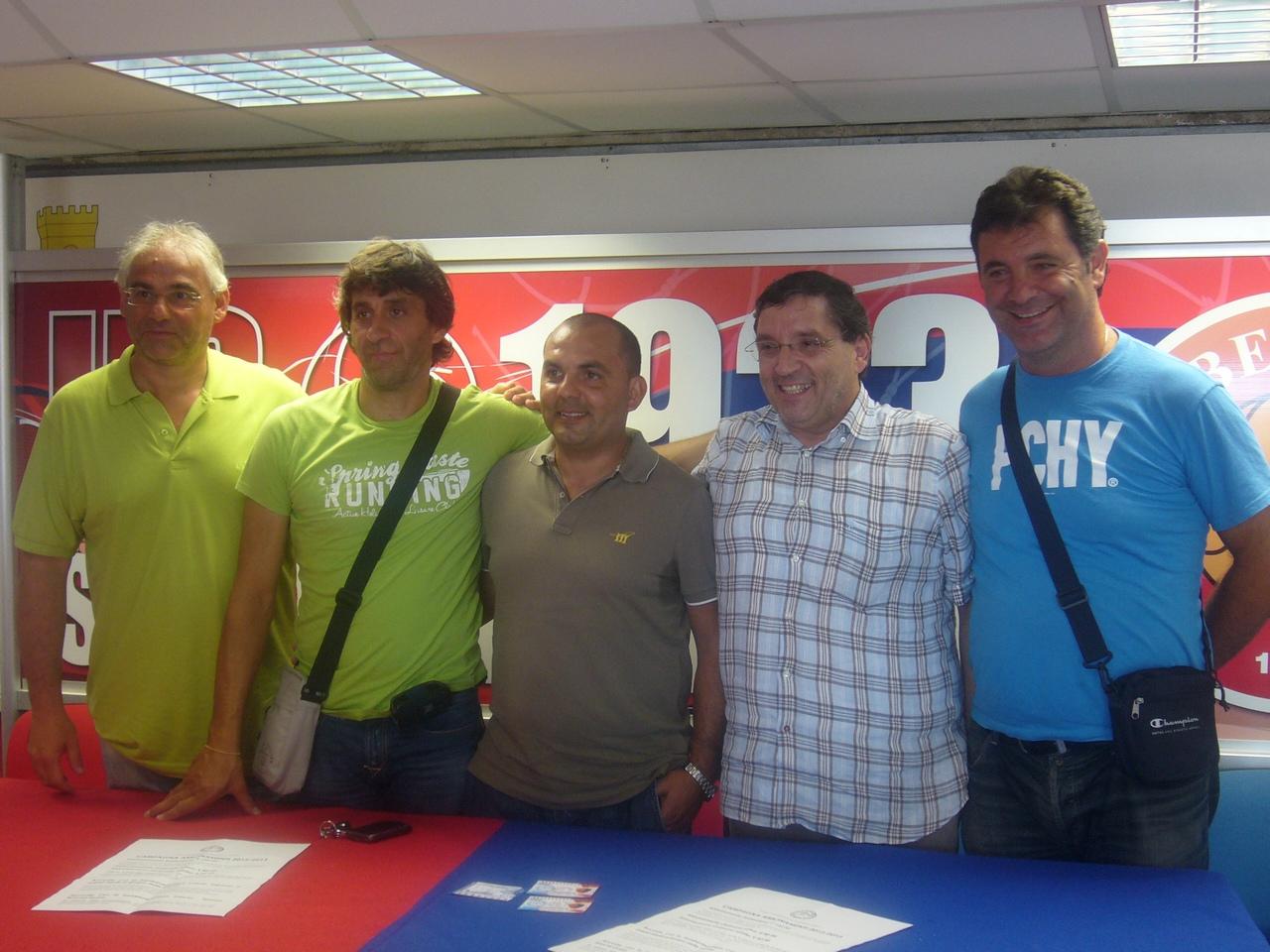 Nuova collaborazione fra Sambenedettese e Grottammare Calcio