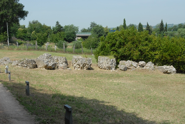 Parco Archeologico foto Troiani