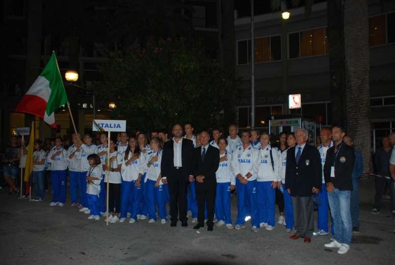 12 settembre 2012 festa accoglienza mondiali pattinaggio 3