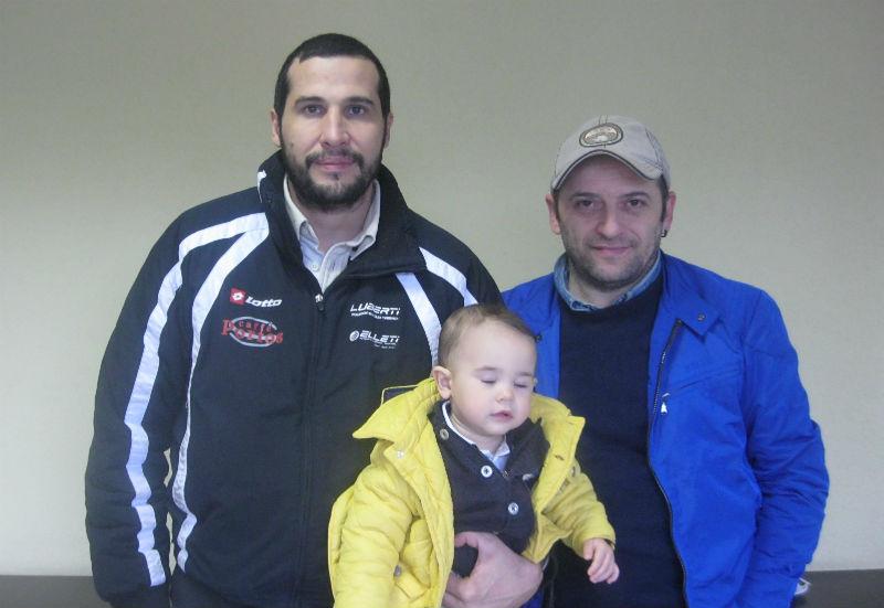 Salvatore Giorgi e Paolo Tamburrini