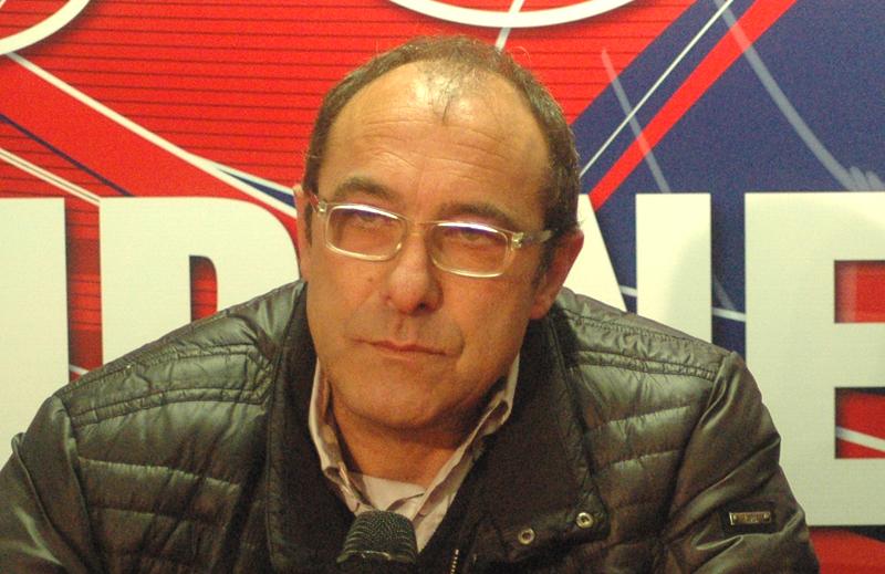 Il vice presidente della Samb Claudio Bartolome (ph. Giammusso)