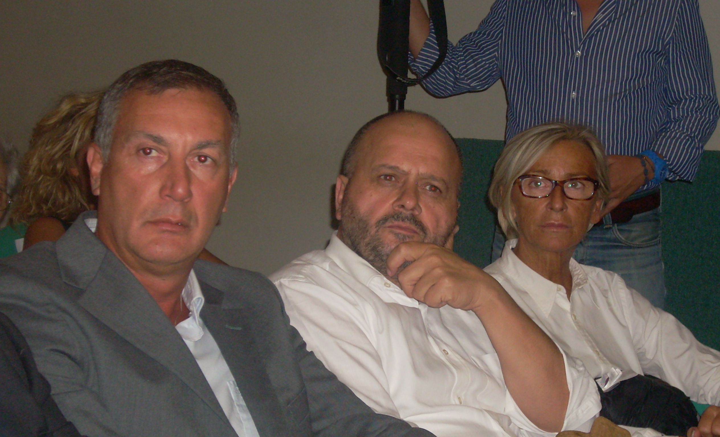 Calvaresi e Sorge ai fianchi del sindaco Gaspari