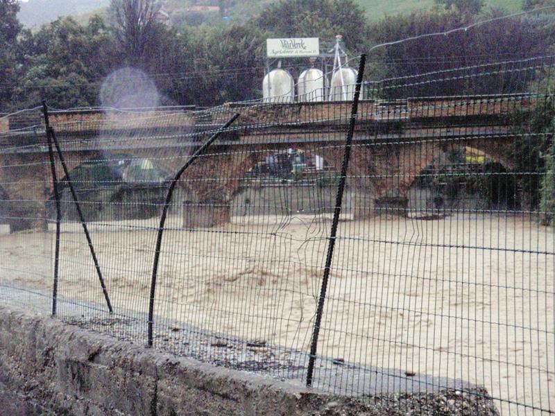 Forte pioggia e allagamenti su San Benedetto del Tronto 14 settembre 2012  (10)