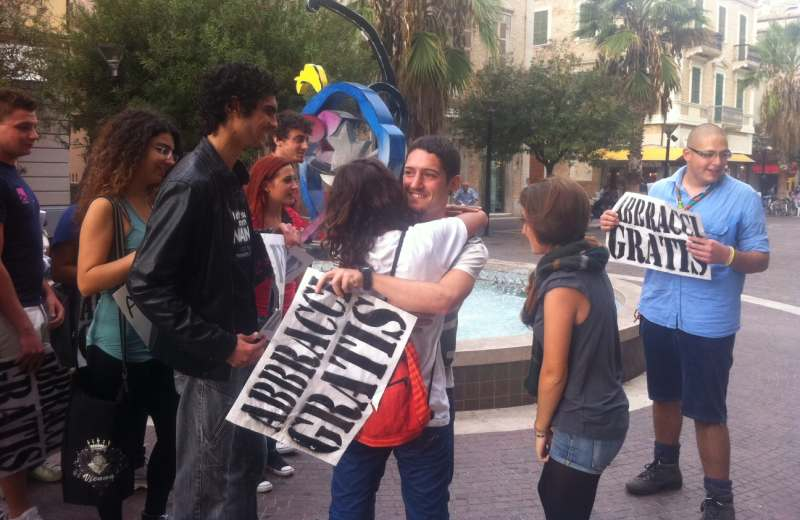 Free Hugs a San Benedetto 3