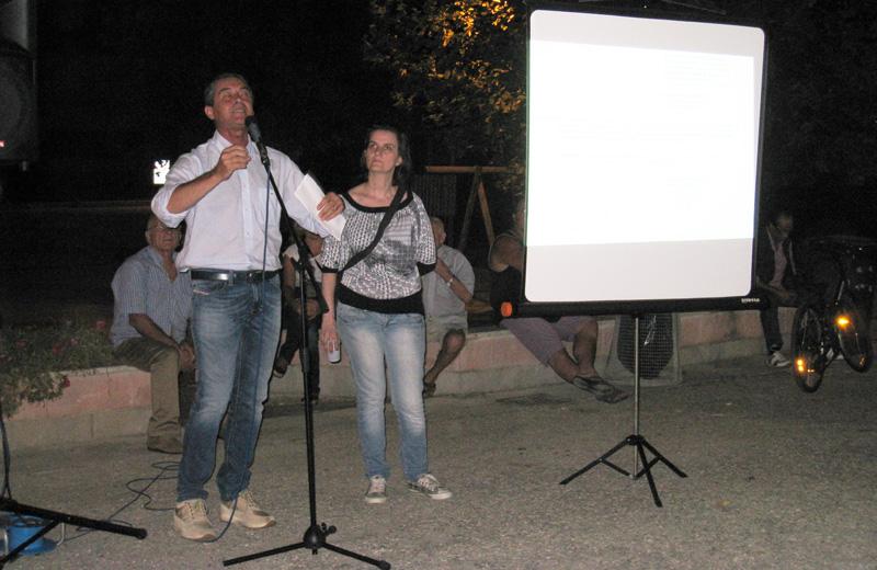 Augusto Di Stanislao e Graziella Cecchini