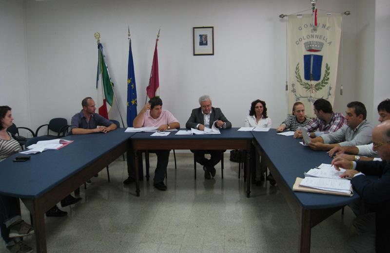 Il Consiglio comunale di Colonnella