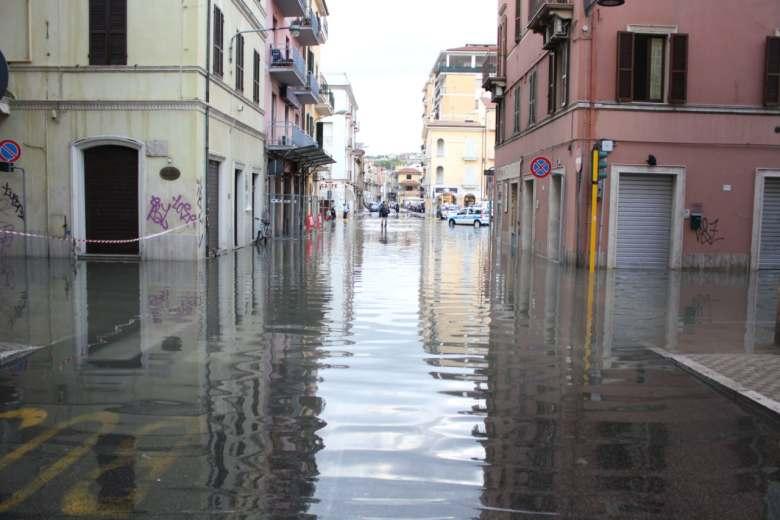 Incrocio via Roma-via Calatafimi 2 (foto di Antonio I)