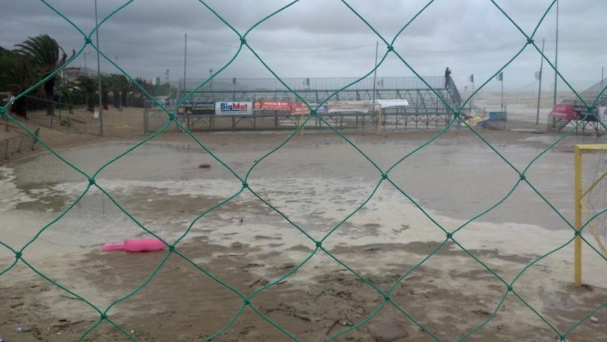 Beach Arena, chiusi i battenti