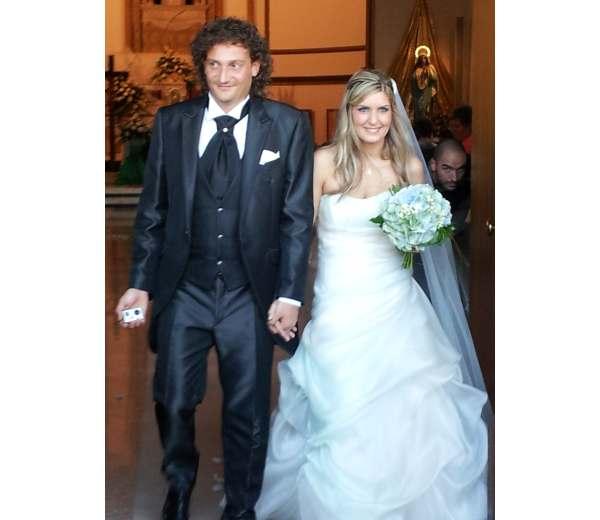 Matteo Bianchini, matrimonio