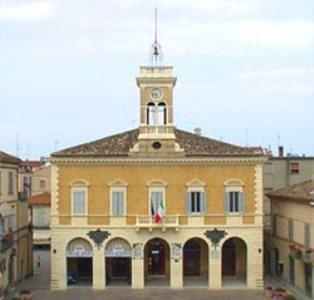 Palazzo comunale Cupra Marittima