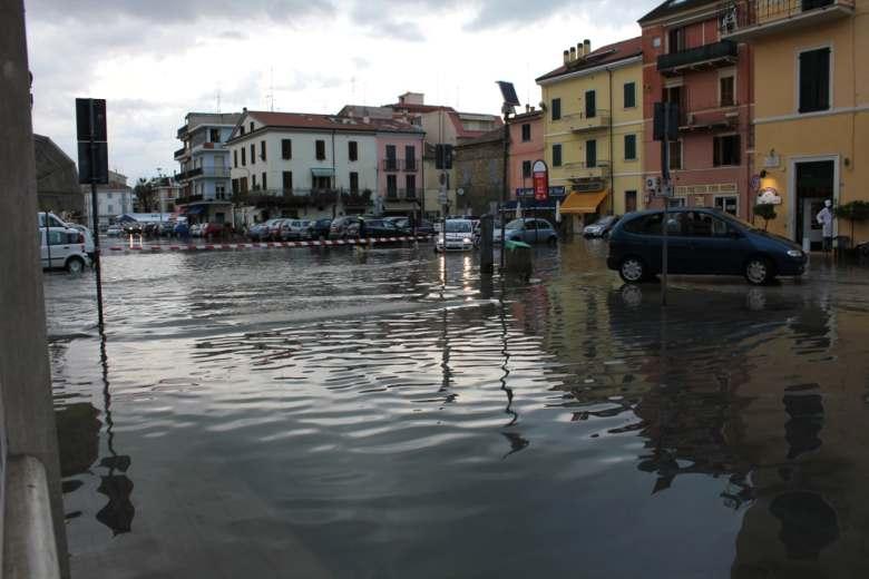 Piazza Garibaldi 1 (foto di Antonio I)