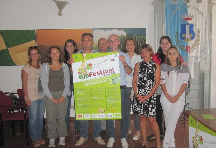 Presentazione del BioFestival con Daniele Mariani