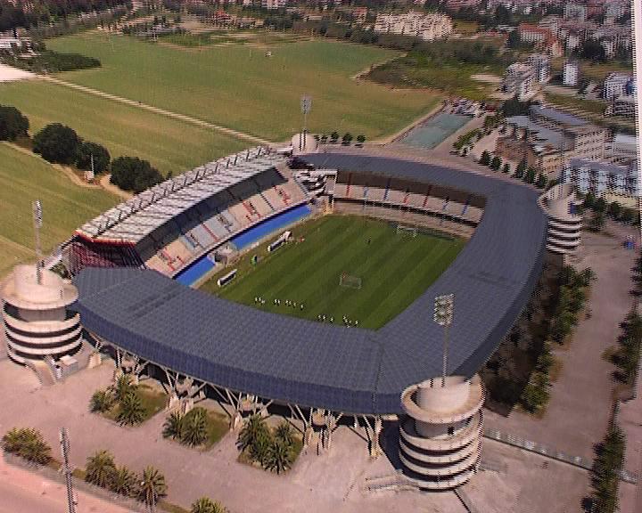 Lo stadio Riviera delle Palme, il teatro più amato della nostra riviera