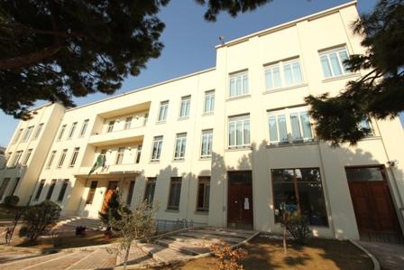Scuola primaria Moretti, ora parte dell'Istituto comprensivo nord
