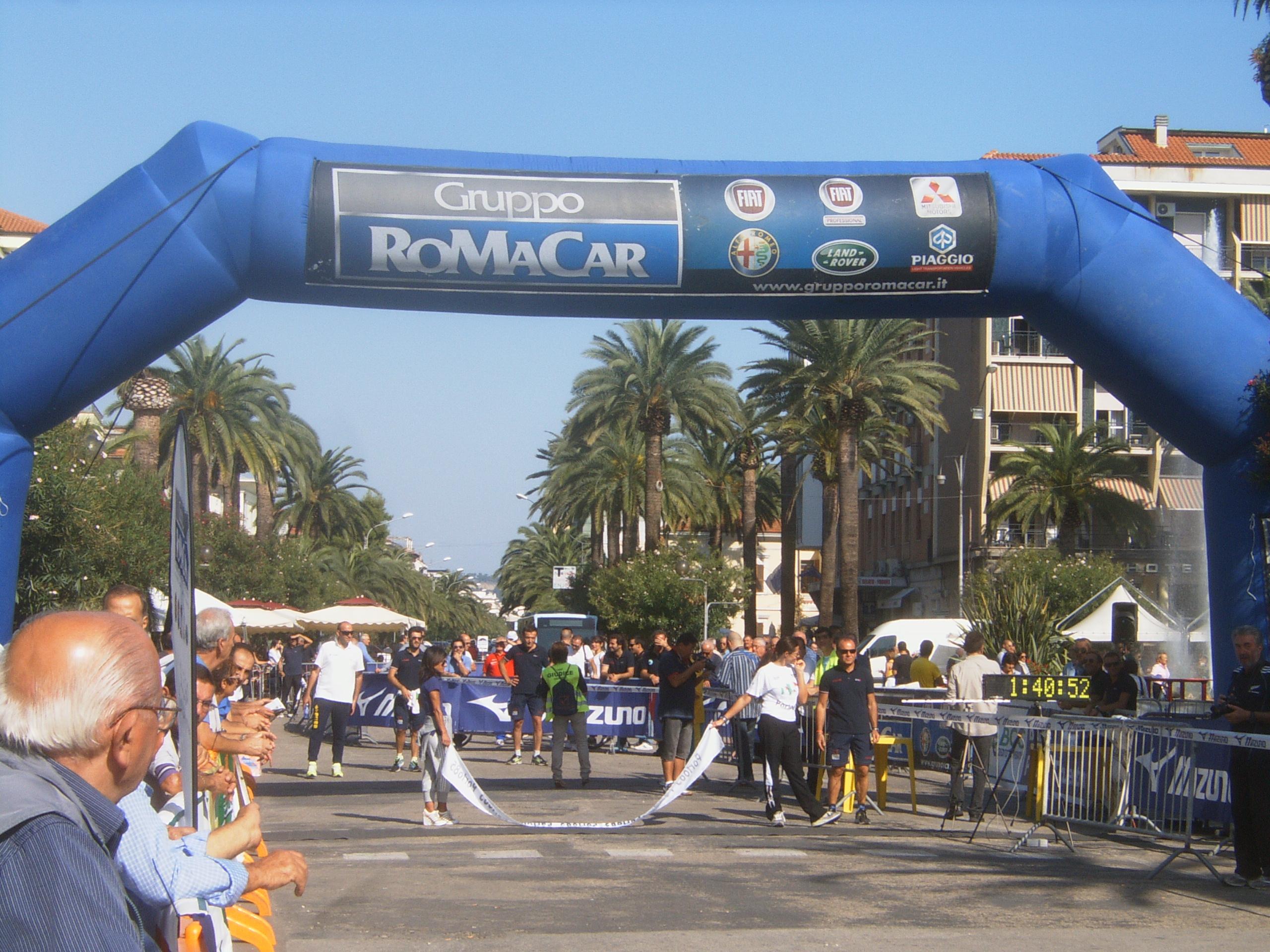 Maratona Ascoli-San Benedetto