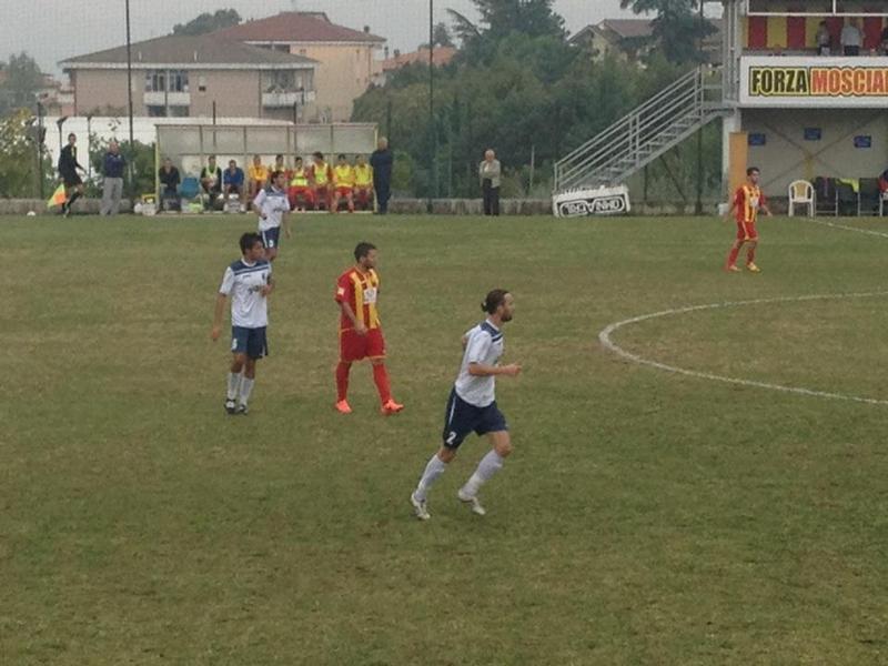 Il difensore Marco Di Paolo
