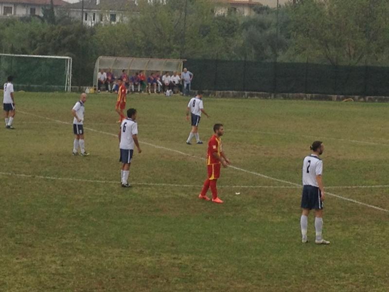 Mosciano-Martinsicuro (0-1)