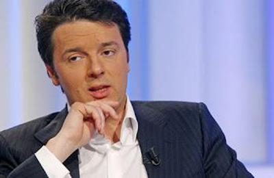 Matteo Renzi, sindaco di Firenze e aspirante Primo ministro