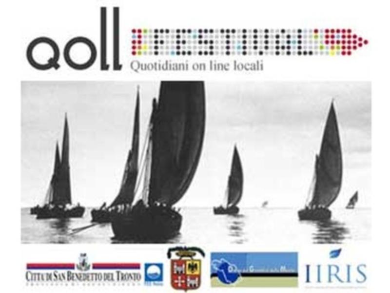 Il logo del QOLL Festival
