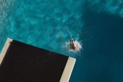 Addio nuova piscina