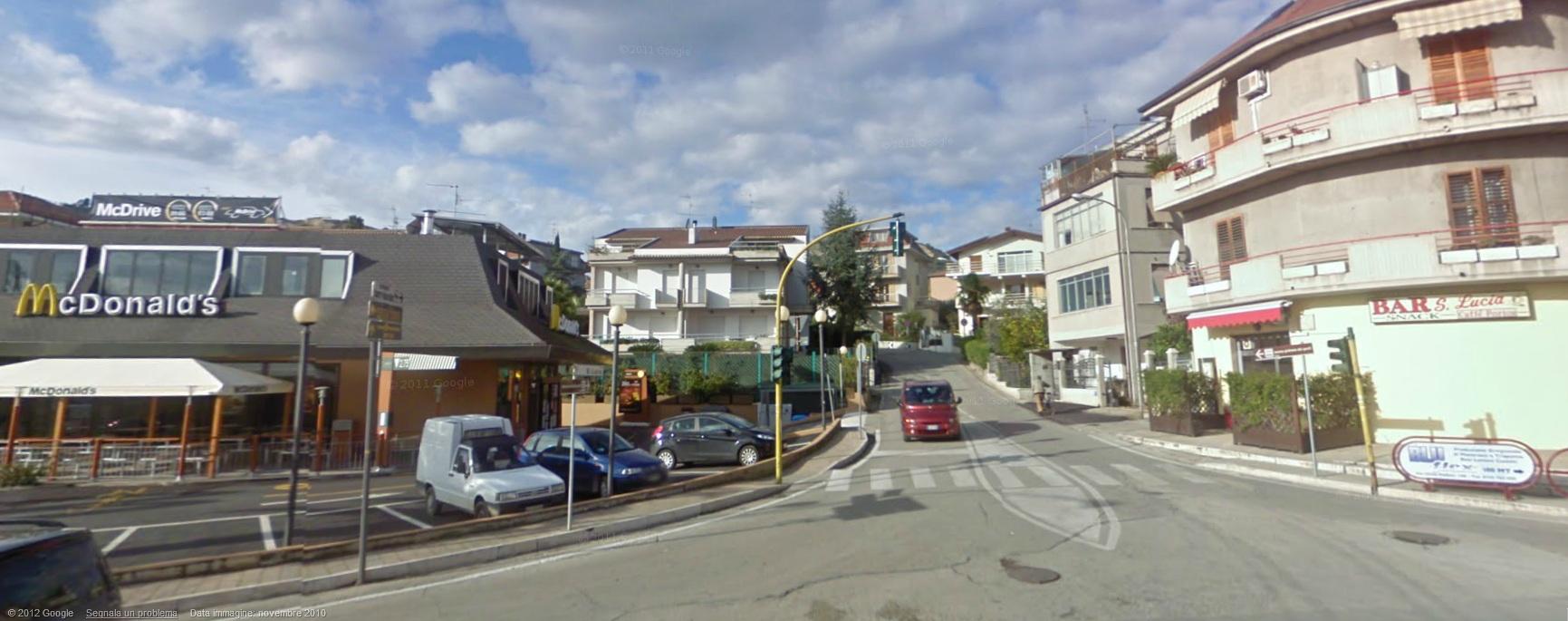 Panoramica del quartiere Santa Lucia