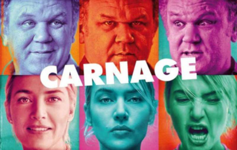 Carnage di Polanski