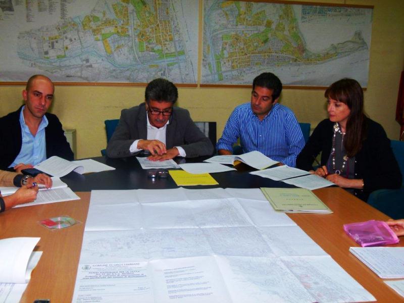 Conferenza stampa presentazione Piano Nazionale per le Città 2012