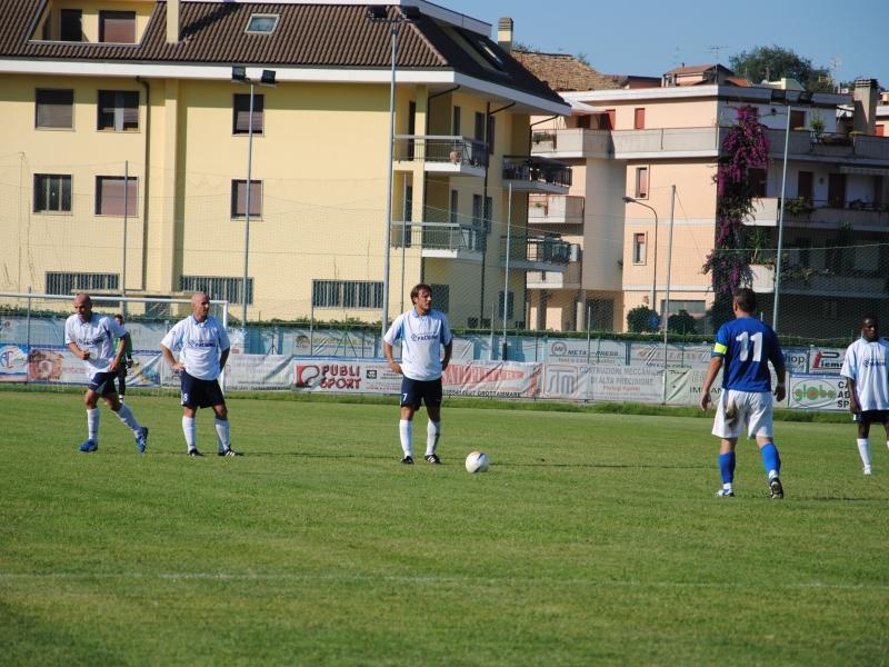 Il Grottammare Calcio in azione