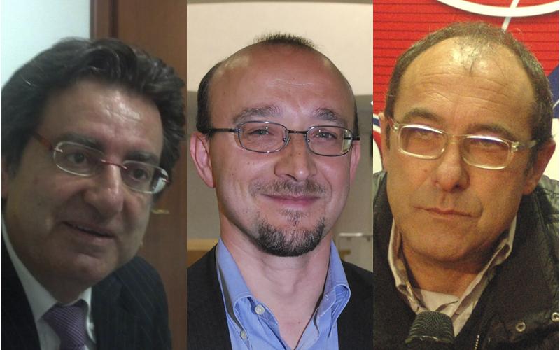 Gaetani, Vignoli, Bartolomei