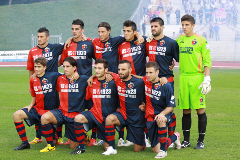 Maceratese - Samb 0-3, la formazione titolare (Bianchini)