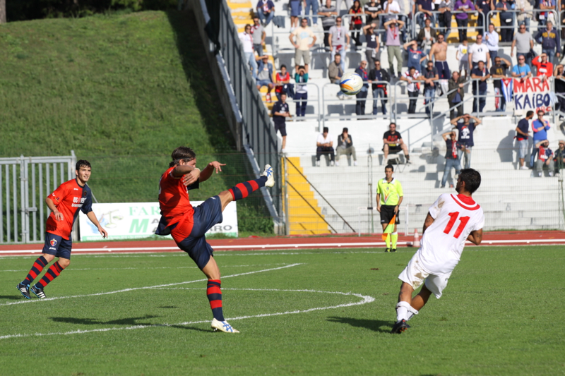 Maceratese - Samb 0-3 (Bianchini)