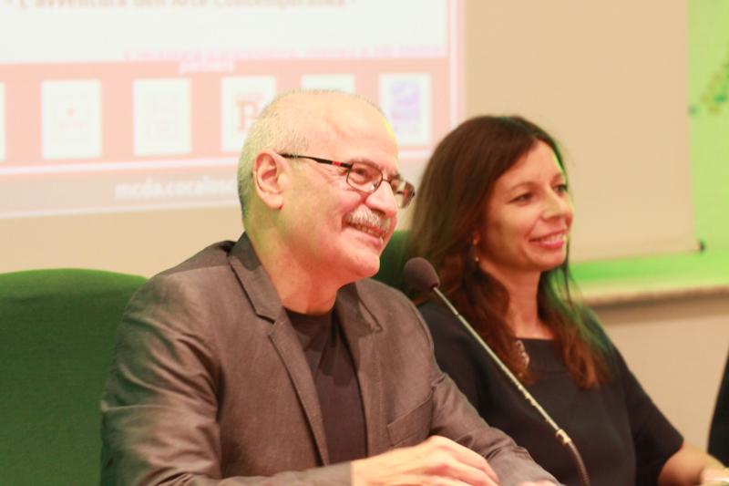 Lino Rosetti e Gloria Gradassi