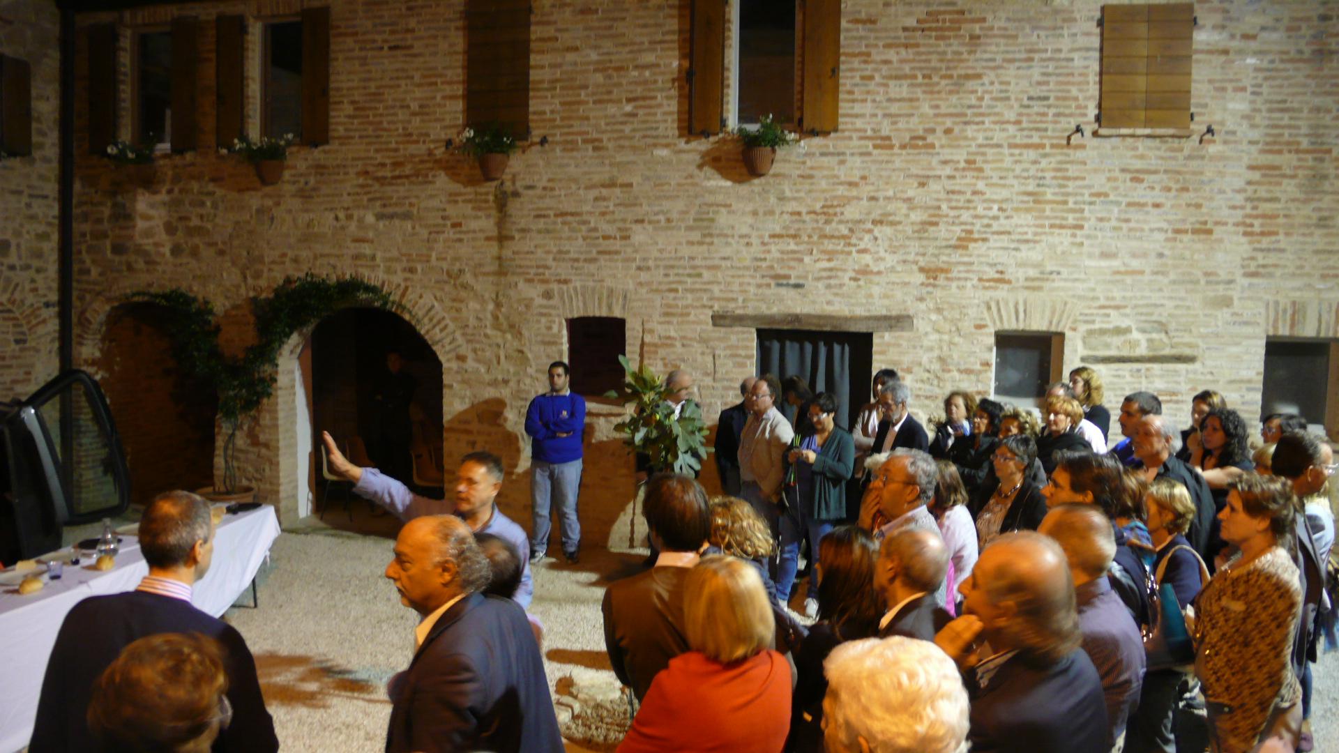 Ottobre all'Abbazia, dove lo spirito incontra la cultura