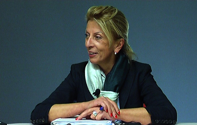 Loredana Emili durante YouRiviera