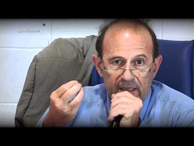 Nino Galloni in una videointervista di Byoblu.com