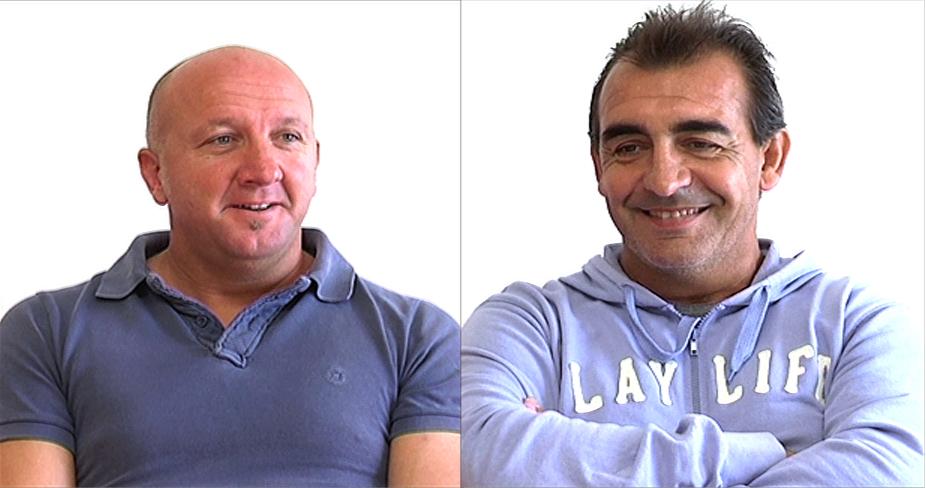 Ottavio Palladini e Guido Di Fabio